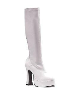 Boots - Cha Cha White