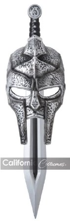 Gladiator Mask & Sword