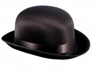 Bowler Hat - Satin