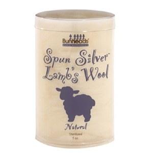 Lamb's Wool - Sliver