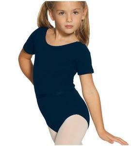 Kids Short Sleeve Leotard