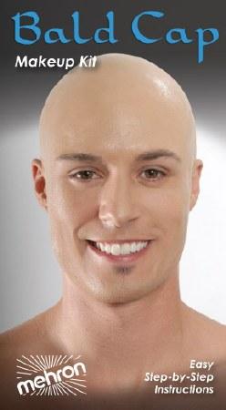 Complete Bald Cap Kit