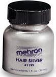 Hair Colour - Silver