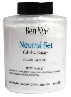 Neutral Set Powder 3 oz
