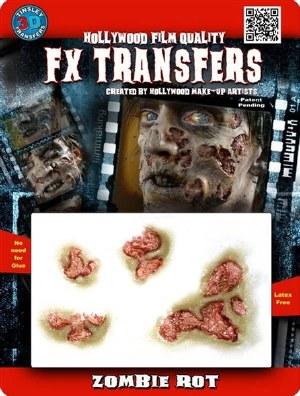 3D FX Transfer Zombie Rot