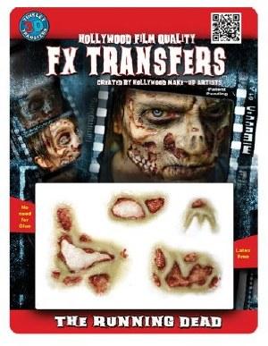 3D FX Transfer Running Dead