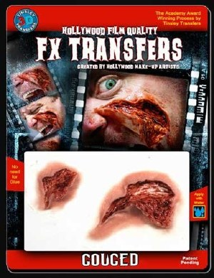 3D FX Transfer Gouged