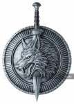 Wolfmaster Shield & Sword