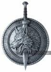 Wolfmaster Shield & Sword