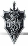 Dragon Lord Shield & Sword