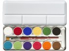 Magicake Face Paint Palette 12 Colours