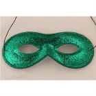 Domino Glitter Eye Mask