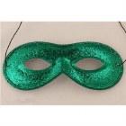 Domino Glitter Eye Mask