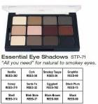 Essential Eye Shadows Palette