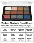 Modern Neutral Pearl Sheen Palette