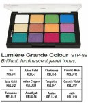 Lumiere Grande Colour Palette