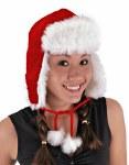 Santa Bomber Hat