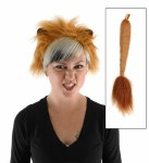 Lion Ears & Tail Set