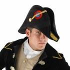 Bicorn Admiral Hat