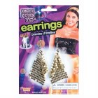 Drop Earrings - Gold