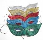 Cat Eye Glitter Mask