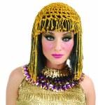 Cleoptra Wig with Headpiece