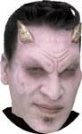 Demon Horns Bone
