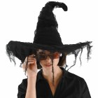 Witch Hat with Gauze