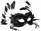 Flapper Mask Black
