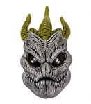 Dr. Who Mask - Silurian