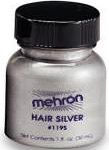 Hair Colour - Silver