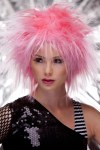 Punk Wig - Multiple Colours