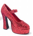 Shoes - Eden Ruby Glitter