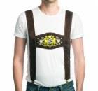 Lederhosen Suspenders