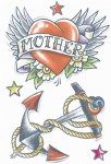Tattoo Mother / Anchor