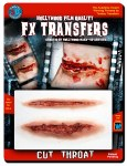 3D FX Transfer Cut Throat