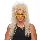 Heavy Metal Wig - Blonde