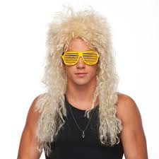 Heavy Metal Wig - Blonde