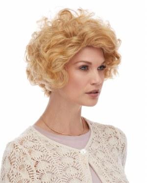 Mom Wig - Honey Blonde