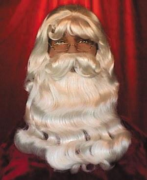 Santa Wig Deluxe