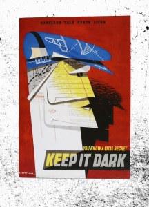 Keep It Dark Exercise Book