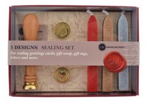 Festive Themed Wax Sealing Kit