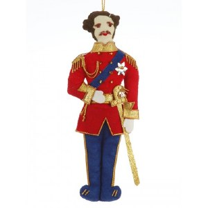 Young Prince Albert Tree Decoration