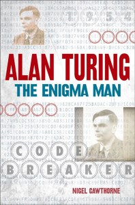 Alan Turing Enigma Man