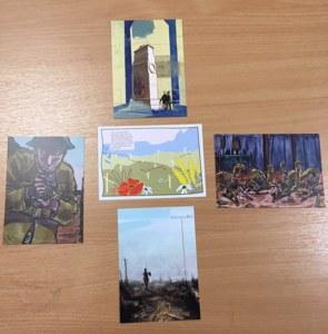 Armistice And Legacy Postcard Pack