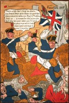 Peterloo Tea Towel