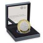 Centenary First World War Armistice Silver Proof Coin