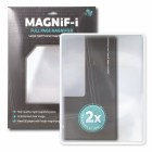 A4 Full Page Magnifier Sheet