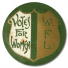 Votes For Women Button Badge