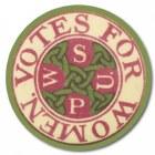 WSPU Button Badge